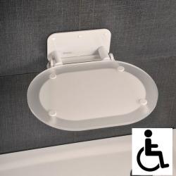 Ovo siège de douche rabattable PMR pour cabine de douche (B8F0000028)