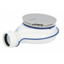 Turboflow XS Bonde siphoïde pour receveur de douche - technologie Magnetech - Ø 90 mm (0205800)