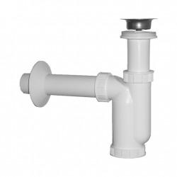 Siphon pour urinoir ou lavabo, raccord Ø 3,9 cm (H8907300000001)