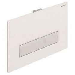 Geberit Sigma40 - Bouton de control SIGMA40 blanc (115.600.KQ.1)