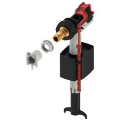 Robinet flotteur F 10 compatibilité universelle pour réservoirs encastrés et suspendus (9820353)
