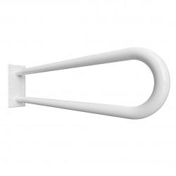 BEMETA Help Barre de maintien en forme de U en Comaxite 81.3x25cm, Blanc (301102064)