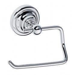 BEMETA Ricordi Porte-papier toilette en Laiton, Chrome (OPTIMARIC26CR)