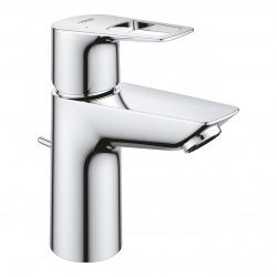Start Loop Mitigeur monocommande lavabo taille S avec Limiteur de température, Chrome (23349001)