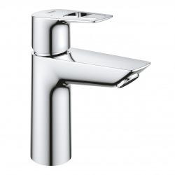 Start Loop Mitigeur monocommande lavabo taille M avec Limiteur de température, Chrome (23779001)