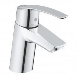 Start Mitigeur monocommande lavabo taille S avec Limiteur de température, Chrome (23551001)