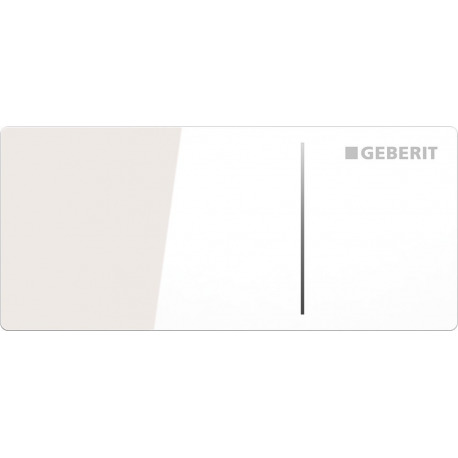 geberit plaque de d clenchement omega70 geberit blanc. Black Bedroom Furniture Sets. Home Design Ideas