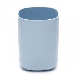 Azul Bocal en plastique largeur 7,8cm, Bleu (AZUL27)
