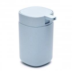Azul Distributeur de savon en plastique largeur 7,8cm, Bleu (AZUL99)