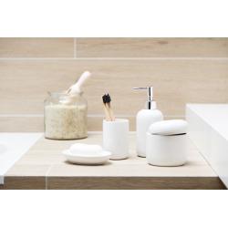 Daira Coffret en céramique, Blanc (DAI55BI)