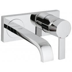 Allure - Façade de Mitigeur monocommande 2 trous lavabo Taille S (19309000)