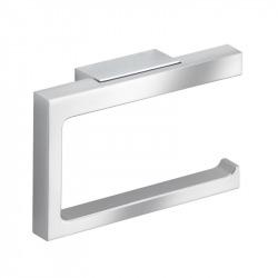 Edition 11 Porte-rouleau de papier toilette, Fixation murale invisible, Chrome (11162010000)
