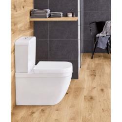 Ceramic Pack WC à poser haut de gamme, alimentation par le dessous (39462000)