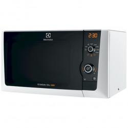 Four à micro-ondes à pose libre avec Gril, 18.5L, 800W, Blanc (EMS21400W)