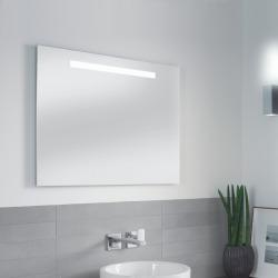 More To See One Miroir mural avec éclairage LED encastré, lumière naturelle, 80x60cm, Classe énergétique A+ (A430A500)