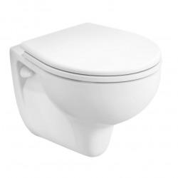 Rekord Toilette suspendue avec chasse d'eau profonde, 6L (K93100000)