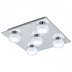 Romendo Plafonier LED 32x32cm 3000K blanc chaud (94654)