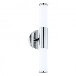 Palmera 1 Applique murale avec 2 LED 43.5x12.5cm , 3000K Blanc chaud (95142)