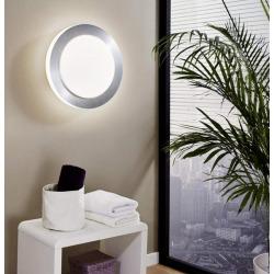 Carpi Applique murale ou plafonnier LED 30cm 3000K blanc chaud (95282)