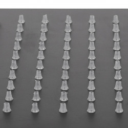 SYNCRO Douche de tête carrée 20x20cm, 1jet, Noir mat (ZSOF075NO)