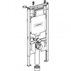 Duofix Bâti-support extra-plat, 114 cm, avec réservoir à encastrer Sigma 8 cm (111.796.00.1)