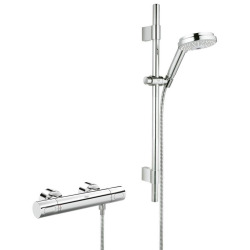 Grohe Grohtherm 3000 Cosmopolitan - mitigeur thermostatique, chrome (34275000)