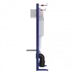 Bâti-support autoportant pour WC suspendu (SATAMS)