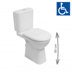 Pack WC à poser Deep PMR