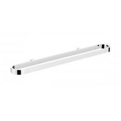Simply R Anneau porte-serviettes en métal 61,6cm, Chrome (SATDSIMR05)