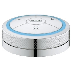F-digital  Galet de contrôle Digital pour bain ou douche (36309000)