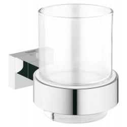 Essentials Cube Verre avec support