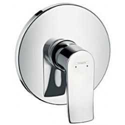 Metris Set de finition pour mitigeur douche encastré