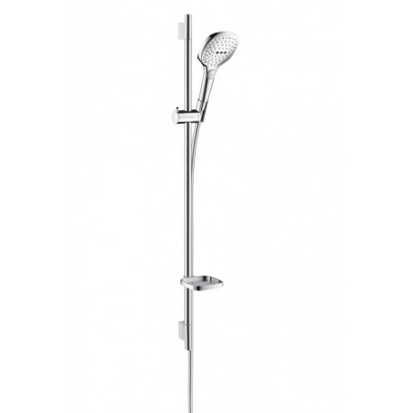 set raindance select e 120 ecosmart unica s puro 0 90 m livea sanitaire sas. Black Bedroom Furniture Sets. Home Design Ideas