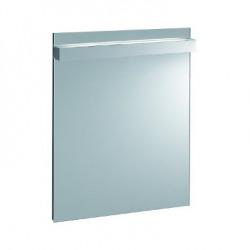 Zrcadlo s osvětlením, 600 mm x 750 mm x 40 mm