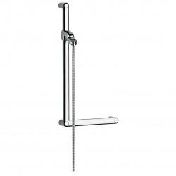 barre de douche sans entrave