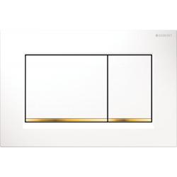 Sigma 30 blanc/doré (115.883.KK.1)