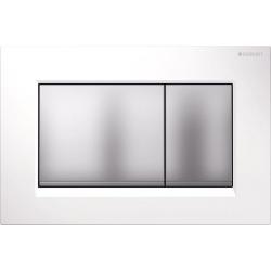 Sigma 30 blanc / chromé mat (115.883.KL.1)