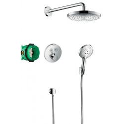 Pack encastré Design ShowerSet Raindance Select S / ShowerSelect S, chromé (27297000)