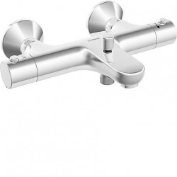 UNITA - Mitigeur thermostatique de baignoire, DN 15 (G 1/2) (58372101)