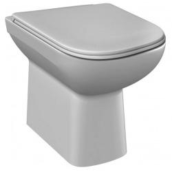 DEEP BY JIKA - Cuvette de WC à poser, Blanche 540x360x400mm (H8216150000001)