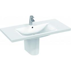Connect Lavabo blanc 100 x 49 cm (E812601)