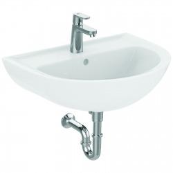 EUROVIT Lavabo 215 x 600 x 465 mm, blanc (V144001)