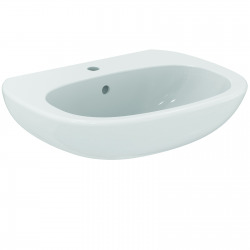 TESI Lavabo 650 x 500 x 210 mm, blanc (T351301)