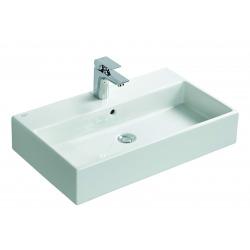 STRADA Lavabo 71 x 42 cm blanc IdealPlus (K0782MA)
