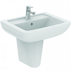 EUROVIT Lavabo 160 x 550 x 440 mm, blanc (K284701)