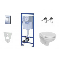 Grohe Rapid SL- Cuvette Ideal Standard - Abattant, ensemble complet