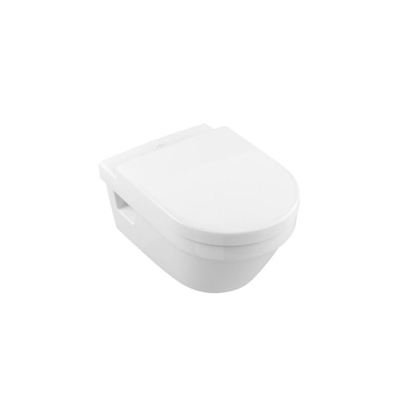 villeroy boch pack wc ceramic plus et abattant softclose 5684hrr1 livea sanitaire sas. Black Bedroom Furniture Sets. Home Design Ideas