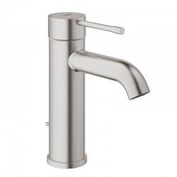 "ESSENCE NEW - Mitigeur monocommande, 1/2"" pour lavabo Taille S SuperSteel (23589DC1)"