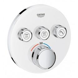 Grohtherm SmartControl Thermostatique pour installation encastrée 3 sorties (29904LS0)