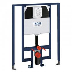 Grohe Rapid SL Bâti-support WC avec Réservoir 80 mm, H x l: 1,13 m x 1 - 1,2 m (38995000)
